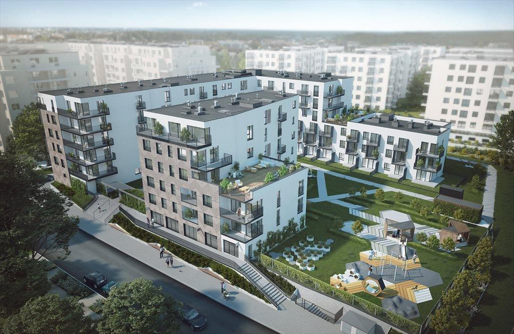 Nowe mieszkanie trzypokojowe Saperska 30 Poznań, Wilda, Saperska 30  67m2 Foto 1