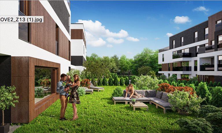 Nowe mieszkanie trzypokojowe Nove Villove II Etap Gliwice, Os. Trynek, ul. Toruńska  69m2 Foto 2