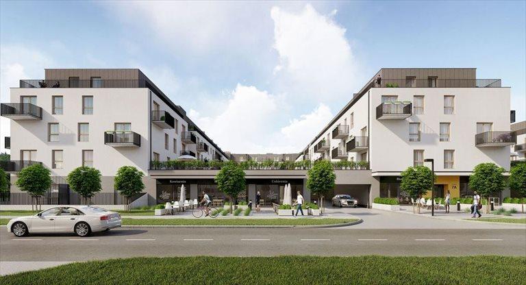 Nowe mieszkanie dwupokojowe KAJDASZA Wrocław, Krzyki, Kajdasza  69m2 Foto 7