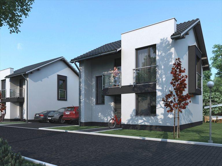 Nowy dom Domy wolnostojące - Nowe osiedle Niepołomice Niepołomice, Centrum, Wrzosowa  82m2 Foto 3