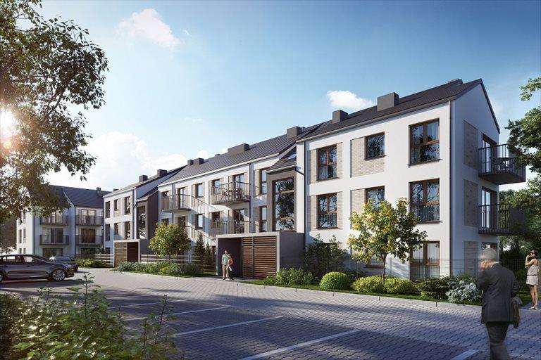 Nowe mieszkanie dwupokojowe MUROWANA Wrocław, Swojczyce, Murowana  46m2 Foto 5