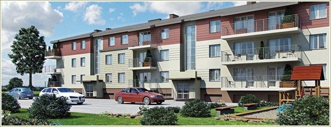Nowe mieszkanie dwupokojowe Zielone Osiedle 2 Toruń, Stawki, Szuwarów 1  34m2 Foto 2