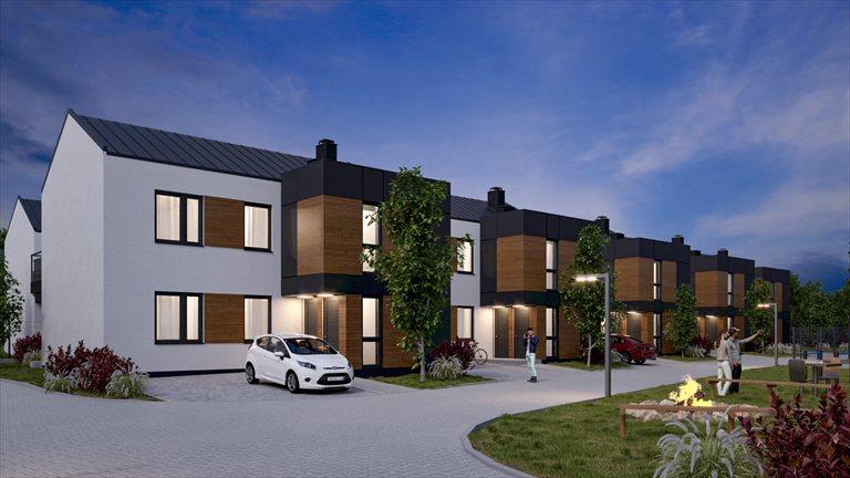 Nowe mieszkanie trzypokojowe Łanowa Park 2 Skawina, Łanowa  77m2 Foto 1