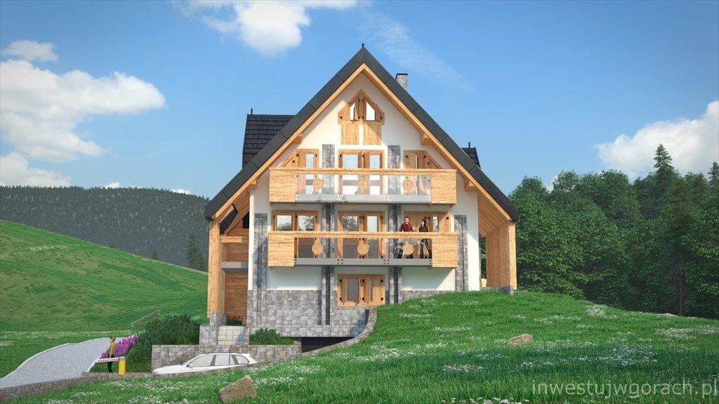 Nowe mieszkanie dwupokojowe Antałówka Residence Zakopane, Droga na Antałówkę 11  39m2 Foto 3