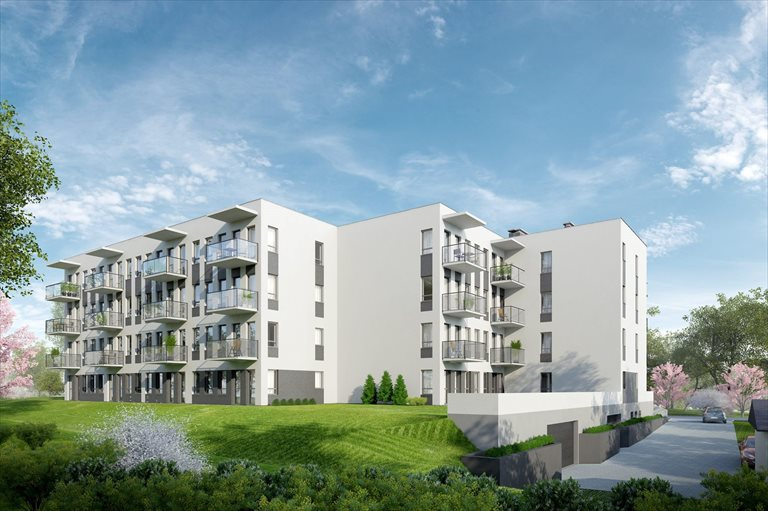 Nowe mieszkanie czteropokojowe  Morenowe Wzgórze Warszewo, Poznańska  85m2 Foto 1