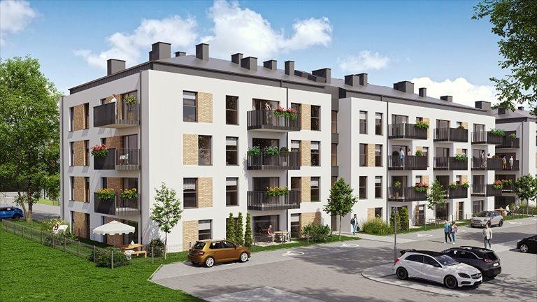 Nowe mieszkanie dwupokojowe Kleszczewo Park Kleszczewo  52m2 Foto 4