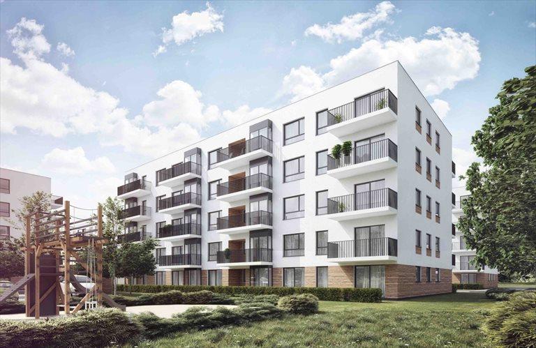 Nowe mieszkanie trzypokojowe Stabłowicka Wrocław, Stabłowicka  54m2 Foto 6