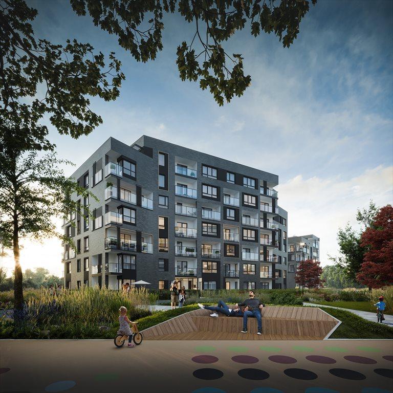 Nowe mieszkanie trzypokojowe IDEA Gdańsk, Oliwa, Śląska  64m2 Foto 1
