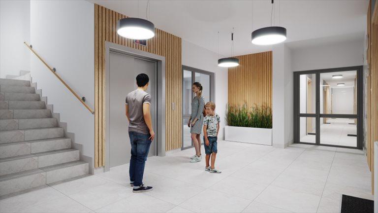 Nowe mieszkanie dwupokojowe Osiedle przy Błoniach Rumia, Janowo, Błoń Janowskich  41m2 Foto 8