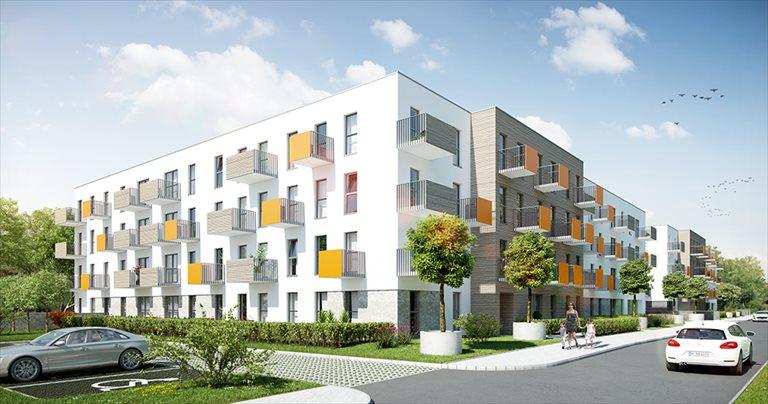 Mieszkanie trzypokojowe na sprzedaż Murapol- Apartamenty Staromiejskie- nowe mieszkanie już od 531 zł/miesięcznie Toruń, Wrzosy, Grudziądzka 15  51m2 Foto 1