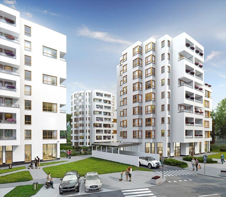 Nowe mieszkanie dwupokojowe Stacja Targówek Warszawa, Targówek, Witebska 4  51m2 Foto 4
