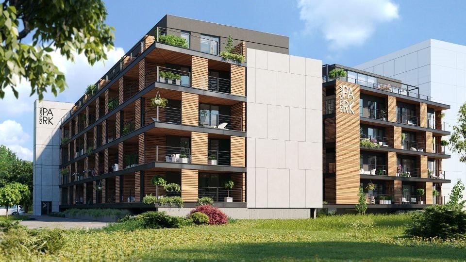 Nowe mieszkanie czteropokojowe  Kostuchna Park Katowice, Jana Kściuczyka 3A  86m2 Foto 1