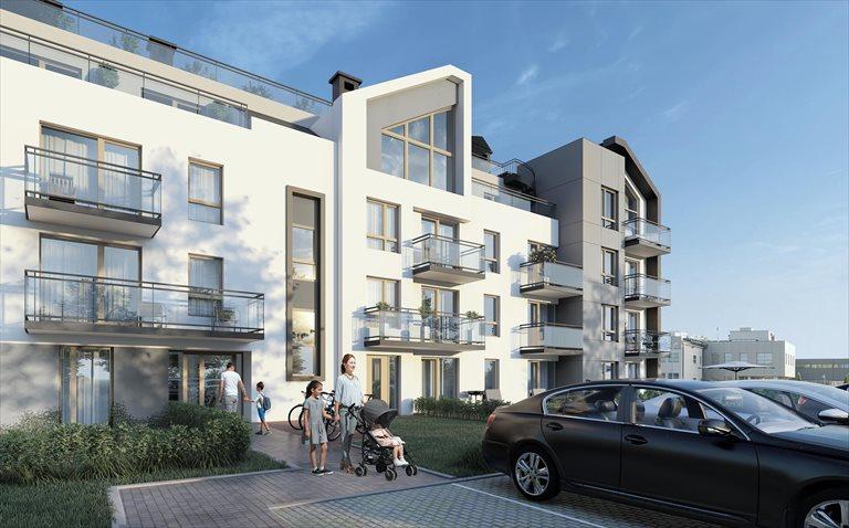 Nowe mieszkanie trzypokojowe Jupiter Gdańsk, Galaktyczna 20  63m2 Foto 5