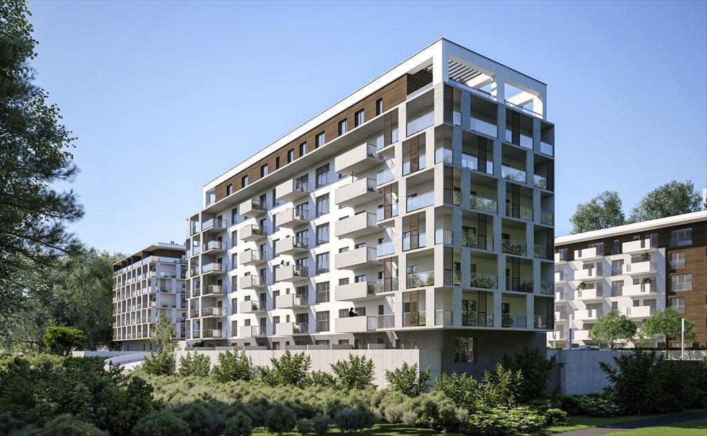 Nowe mieszkanie czteropokojowe  Dzielnica Parkowa Rzeszów, Słocina, Paderewskiego  64m2 Foto 2
