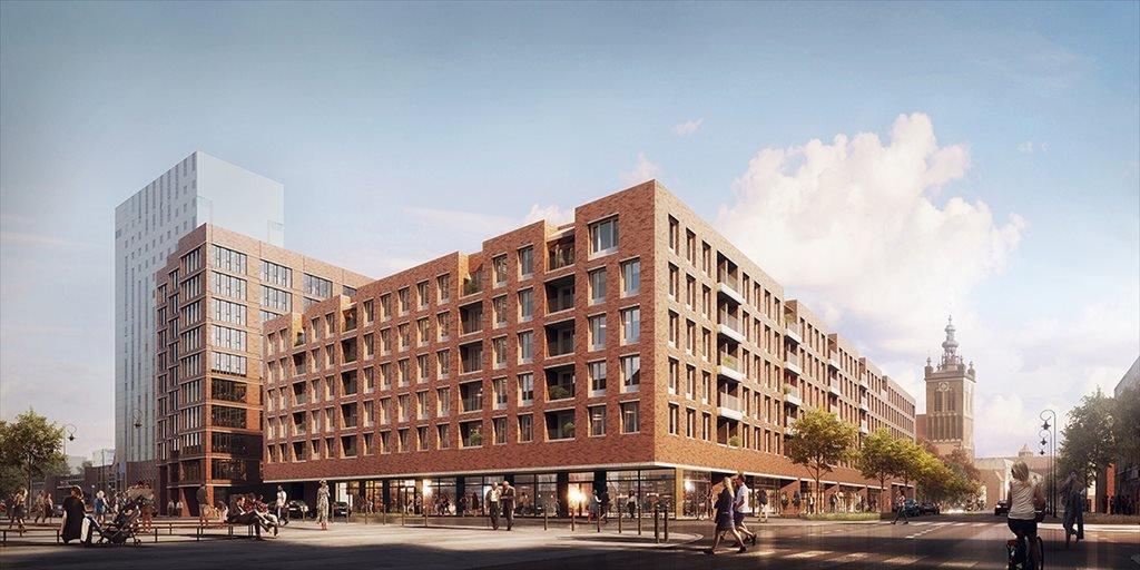 Nowa kawalerka Apartamenty Rajska 8 Gdańsk, Śródmieście, Rajska 8  40m2 Foto 1