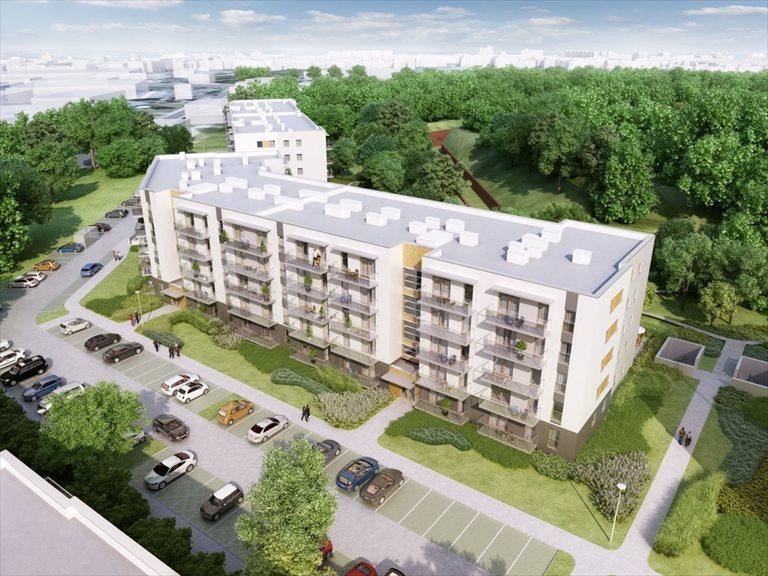 Nowe mieszkanie czteropokojowe  Reduta Nowe Podolany Poznań, Jasielska  69m2 Foto 3