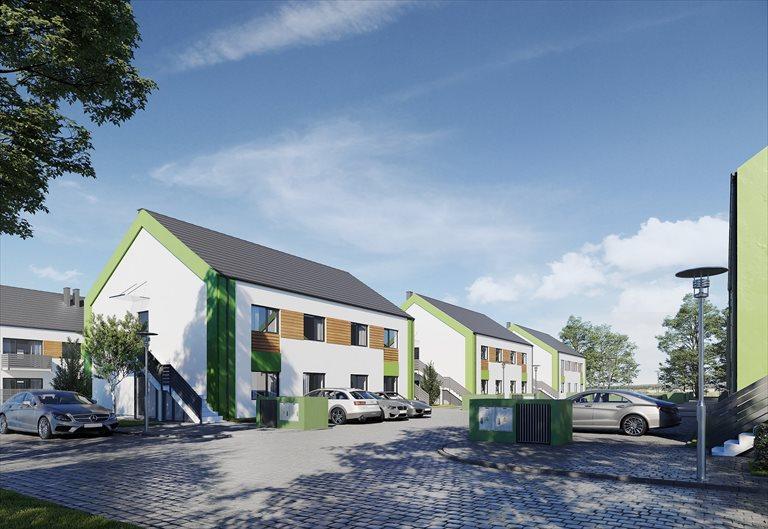 Nowe mieszkanie trzypokojowe Osiedle Przyjazne Lutynia, ul. Pogodna  73m2 Foto 1