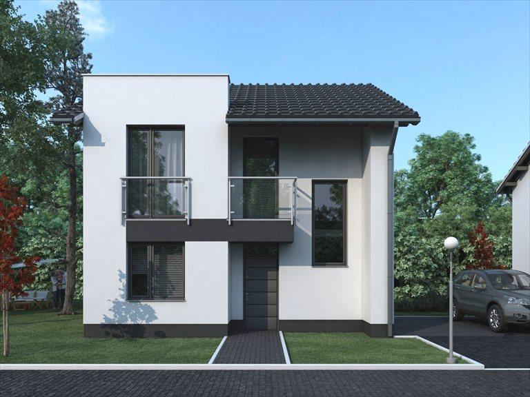 Nowy dom Domy wolnostojące - Nowe osiedle Niepołomice Niepołomice, Centrum, Wrzosowa  79m2 Foto 4
