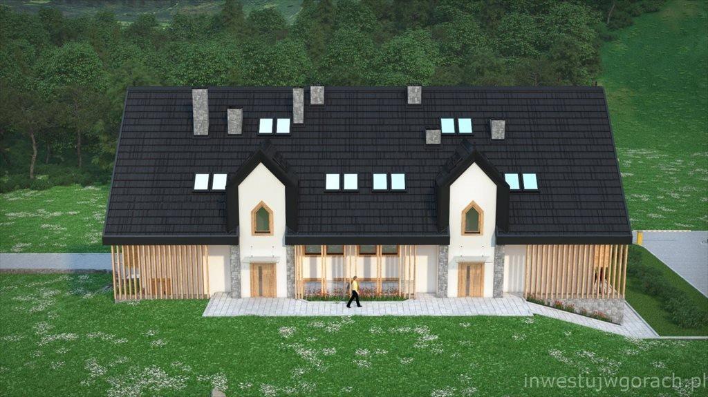 Nowe mieszkanie dwupokojowe Antałówka Residence Zakopane, Droga na Antałówkę 11  39m2 Foto 5