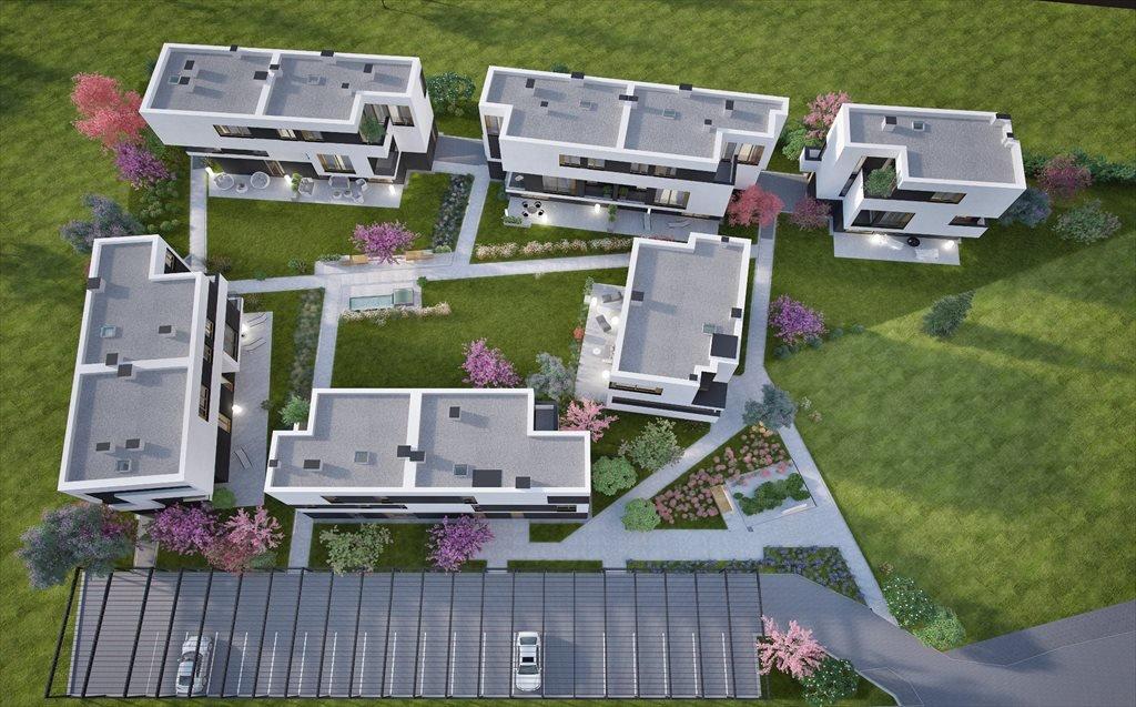 Nowe mieszkanie czteropokojowe  Magnoliowy Ogród Kraków, Zwierzyniec / Wola Justowska, Podłącze  135m2 Foto 2