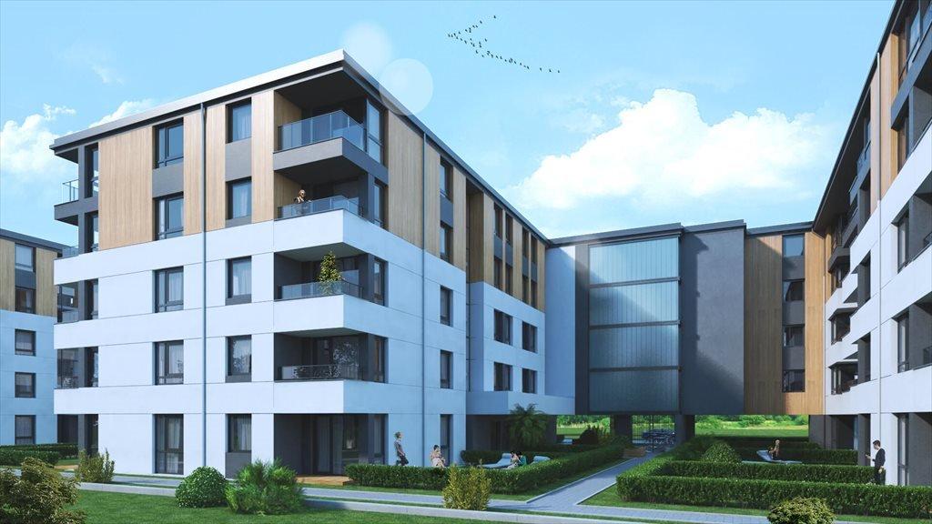 Nowe mieszkanie trzypokojowe Kmicica Łódź, ul. Kmicica  55m2 Foto 6
