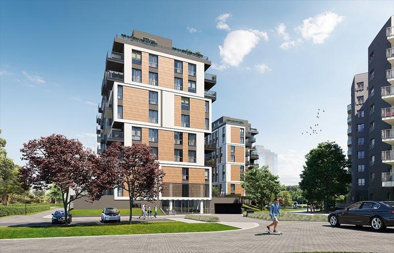 Nowe mieszkanie dwupokojowe INSPIRE Katowice, Dolina Trzech Stawów, Gen. W. Sikorskiego 41  52m2 Foto 8