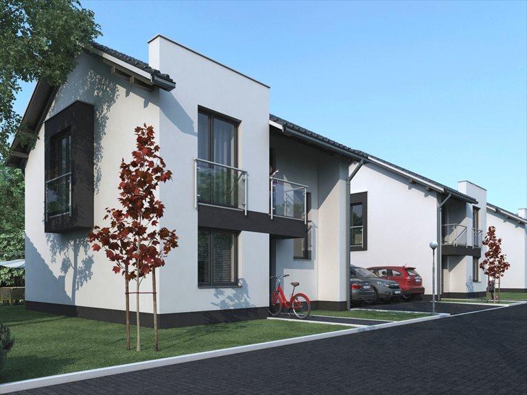 Nowy dom Domy wolnostojące - Nowe osiedle Niepołomice Niepołomice, Centrum, Wrzosowa  82m2 Foto 1