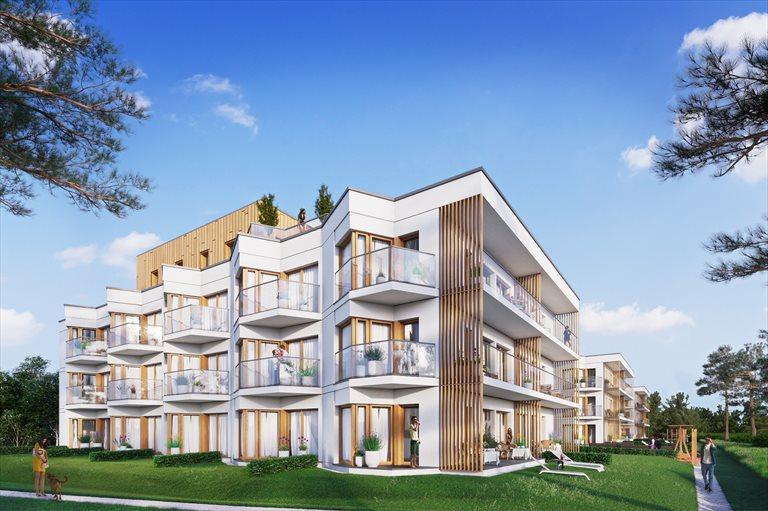 Nowe mieszkanie trzypokojowe Let's Sea Baltic Park Gąski, Nadbrzeżna  60m2 Foto 6