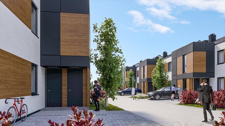 Nowe mieszkanie trzypokojowe Łanowa Park 2 Skawina, Łanowa  77m2 Foto 4