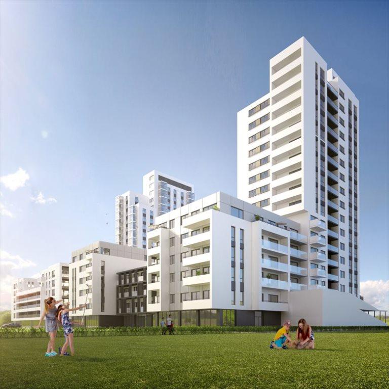 Nowe mieszkanie trzypokojowe Light Tower Reda, Morska  71m2 Foto 1