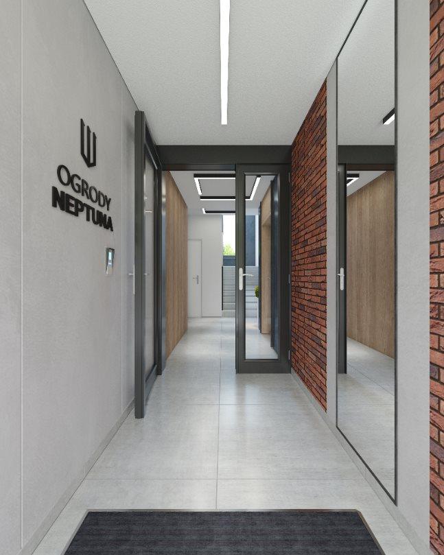 Nowe mieszkanie trzypokojowe Ogrody Neptuna Gdańsk, Gdańsk Olszynka, ul. Olszyńska  57m2 Foto 11