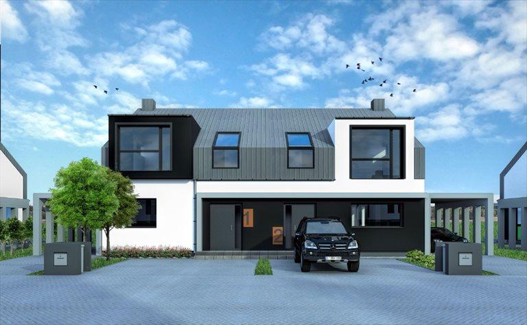 Nowy dom Osiedle Głuchowo Głuchowo, Ogrodowa  98m2 Foto 1