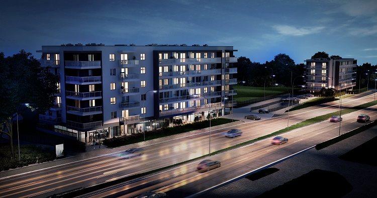 Nowe mieszkanie trzypokojowe Villa Antoniuk   Białystok, Dziesięciny II, Antoniuk Fabryczny 40/48  50m2 Foto 4