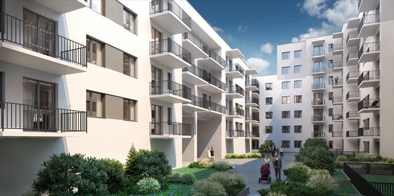 Nowe mieszkanie dwupokojowe Sowińskiego 78 Szczecin, Nowe Miasto, Sowińskiego 78  50m2 Foto 6