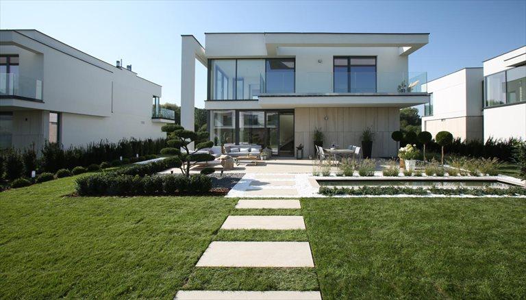 Nowy dom Hampton Residence Wilanów Warszawa, Wilanów, Hlonda  256m2 Foto 1