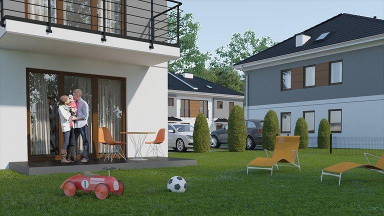 Nowe mieszkanie czteropokojowe  POLANA WAWER ETAP VI Warszawa, Celulozy 109  75m2 Foto 3