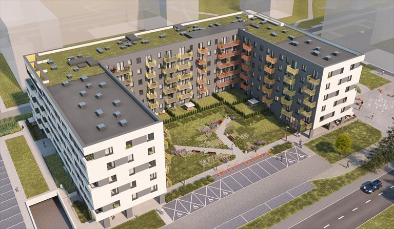 CITY VIBE Kraków, PŁASZÓW - PODGÓRZE, MYŚLIWSKA 68  Foto 6