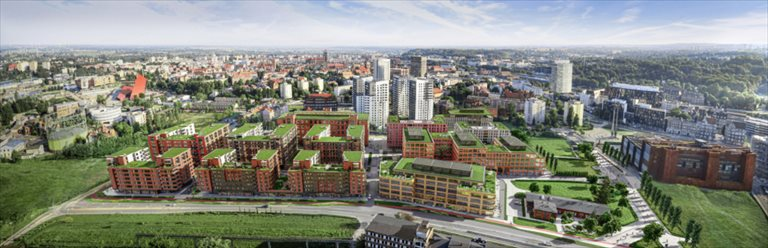 Nowe mieszkanie dwupokojowe DOKI LIVING Gdańsk, Śródmieście, ks. Jerzego Popiełuszki/Rybaki Górne  44m2 Foto 10