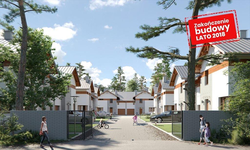 Nowy dom Błękitny Józefów Józefów, Wiślana  173m2 Foto 1