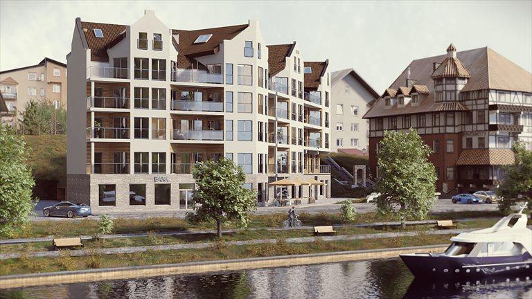 Nowe mieszkanie trzypokojowe Pułaskiego Square 4/5  Ełk, Pułaskiego 4  57m2 Foto 3