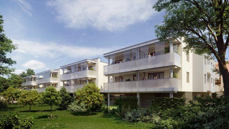 Nowe mieszkanie czteropokojowe  Wille Miejskie Krzycka 73-75 Wrocław, Krzyki, Krzycka 73  91m2 Foto 6