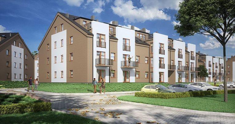 Nowe mieszkanie trzypokojowe Mieszkania Blisko Szczecina Skarbimierzyce, Ul. Klubowa  59m2 Foto 3