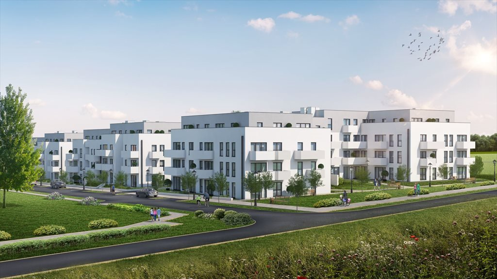 Mieszkanie trzypokojowe na sprzedaż Murapol- Osiedle Siewierz Jeziorna- nowe mieszkanie już od 524 zł/miesięcznie Siewierz, Chmielowskie 1  48m2 Foto 1