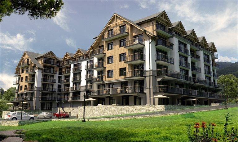 Nowe mieszkanie dwupokojowe Seidorf Mountain Resort*****   Apartamenty Kazalnica - ostatni IV etap sprzedaży Sosnówka, Liczyrzepy 80B  42m2 Foto 1