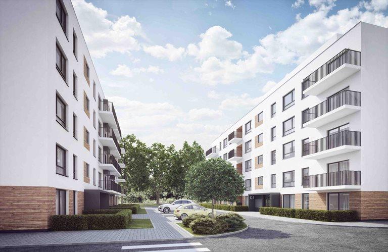 Nowe mieszkanie trzypokojowe Stabłowicka Wrocław, Stabłowicka  54m2 Foto 4
