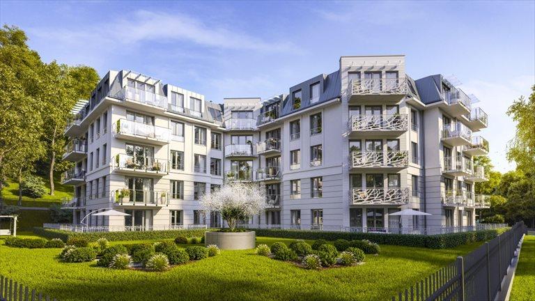 Nowe mieszkanie czteropokojowe  Apartamenty Jaśkowa Dolina 73 Gdańsk, Wrzeszcz, Apartamenty Jaśkowa Dolina 73, Jaśkowa Dolina 73  69m2 Foto 3