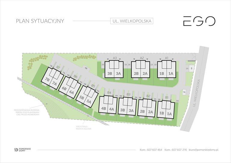 Nowy dom EGO Gdańsk, Ujeścisko-Łostowice, Wielkopolska 2  143m2 Foto 3