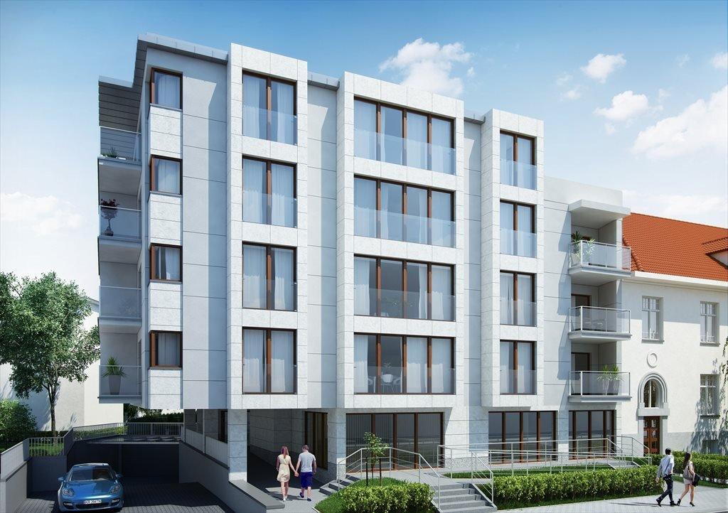 Nowe mieszkanie trzypokojowe Chopina 9 Kraków, Krowodrza, Chopina 9  95m2 Foto 1