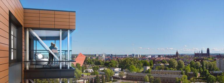 Nowe mieszkanie trzypokojowe DOKI LIVING Gdańsk, Śródmieście, ks. Jerzego Popiełuszki/Rybaki Górne  69m2 Foto 9