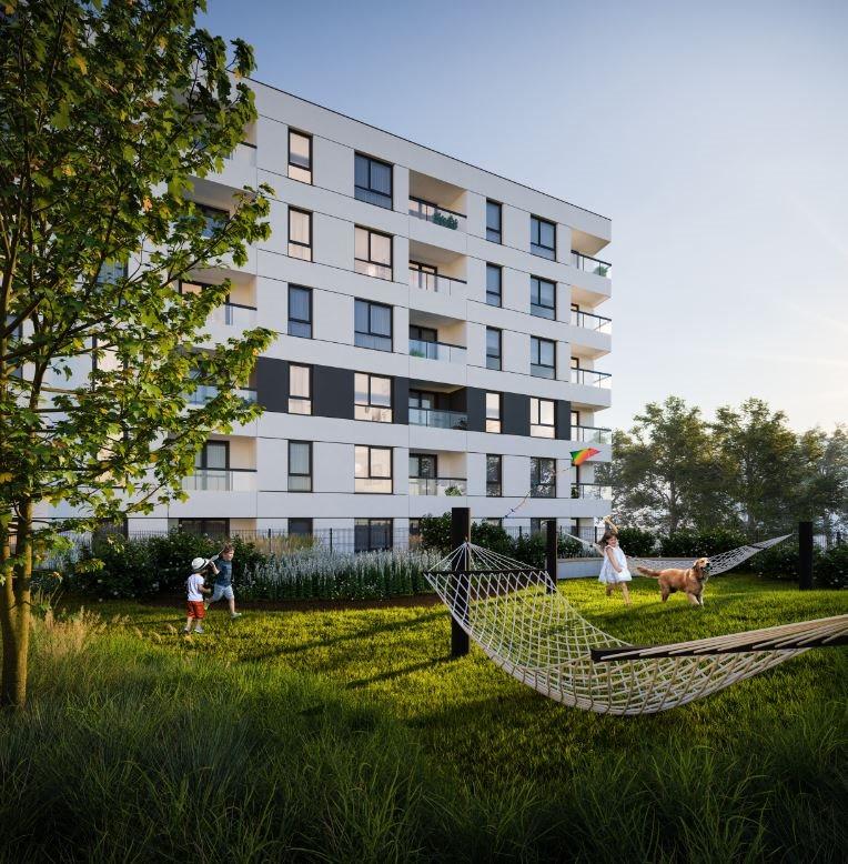 Nowe mieszkanie czteropokojowe  Osiedle Cis Gdynia, CISOWA, Morska  75m2 Foto 4